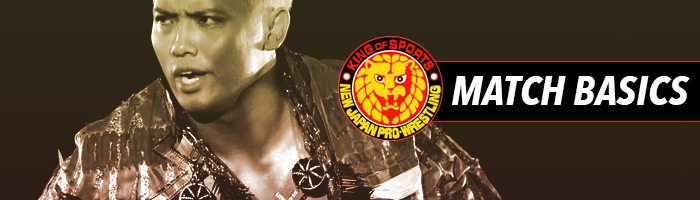 voicesofwrestling.com NJPW Match Basics