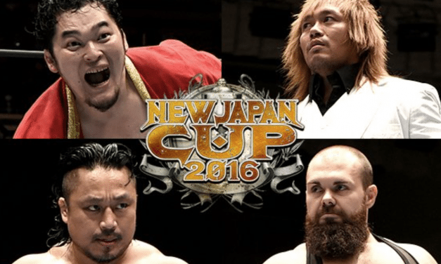 VOW Live (March 12): New Japan Cup, WWE Roadblock, McMahon drama w/ Les Moore of Talking Sheet