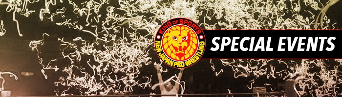 NJPW PPV Special Events