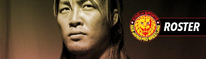 NJPW Wrestling Roster