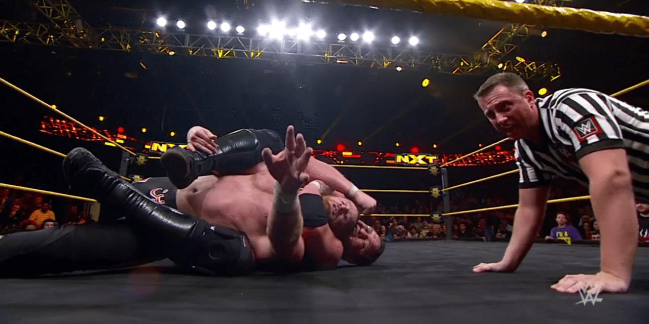 WWE NXT (March 9): Sami Zayn vs Samoa Joe