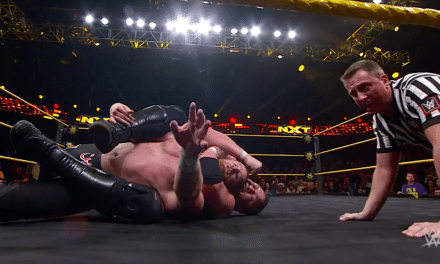 WWE NXT (March 9): Sami Zayn vs Samoa Joe