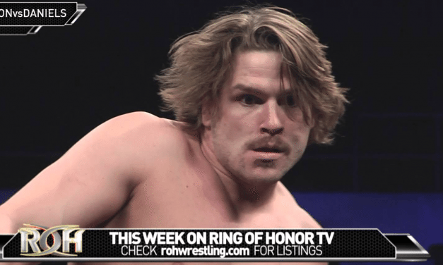 ROH TV (Episode 233) Review: Castle vs Daniels