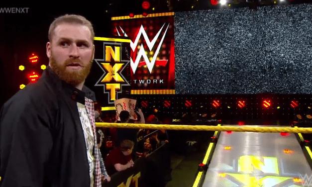 WWE NXT (March 16): Shinsuke Nakamura Appears