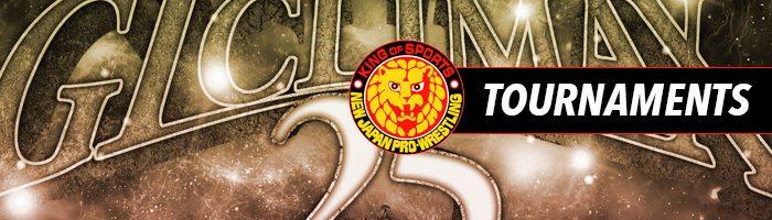 NJPW Tournaments