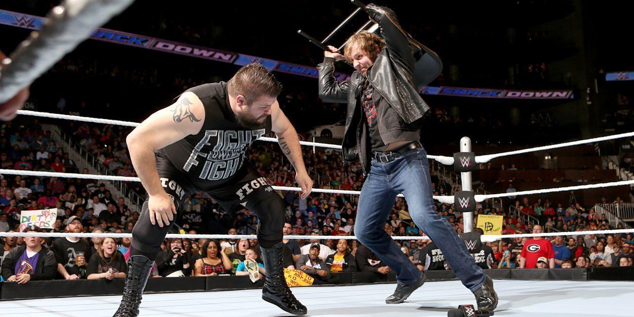 WWE SmackDown (March 3) Dean Ambrose & The Art of Road Blocks