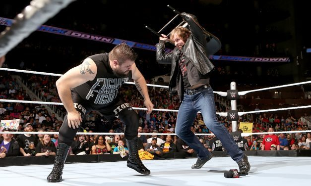 WWE SmackDown (March 3) Dean Ambrose & The Art of Road Blocks