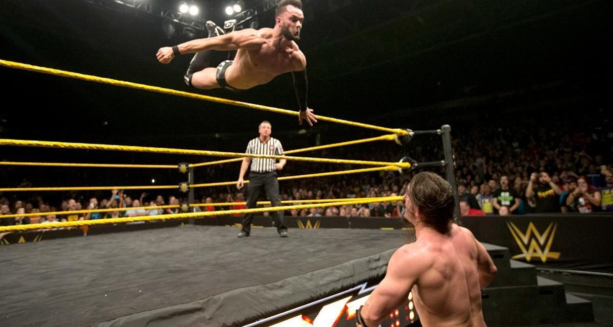 WWE NXT (March 2) Review: Neville vs. Finn Balor