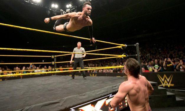WWE NXT (March 2) Review: Neville vs. Finn Balor