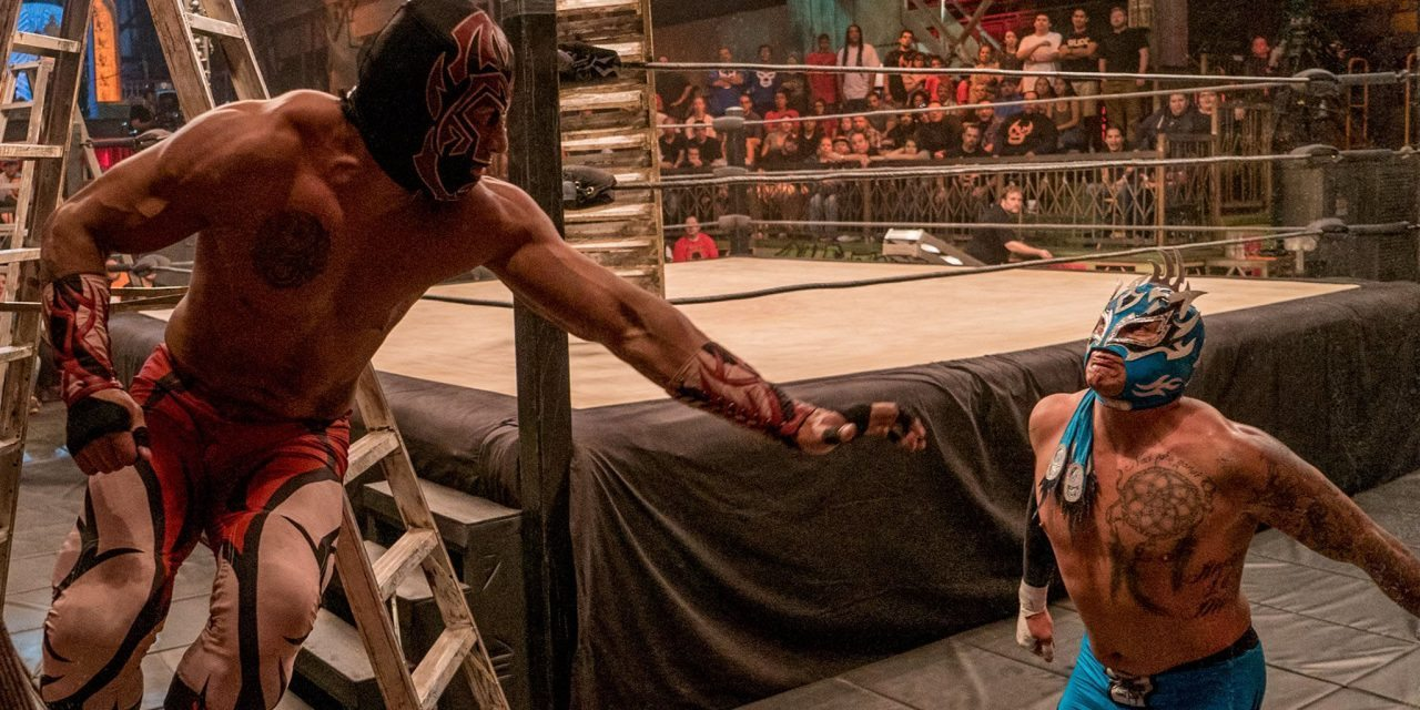 Lucha Underground (March 2) Review: Gift of the Gods Ladder Match