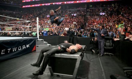 The McMahon Family Opus, WrestleMania and Income Inequality