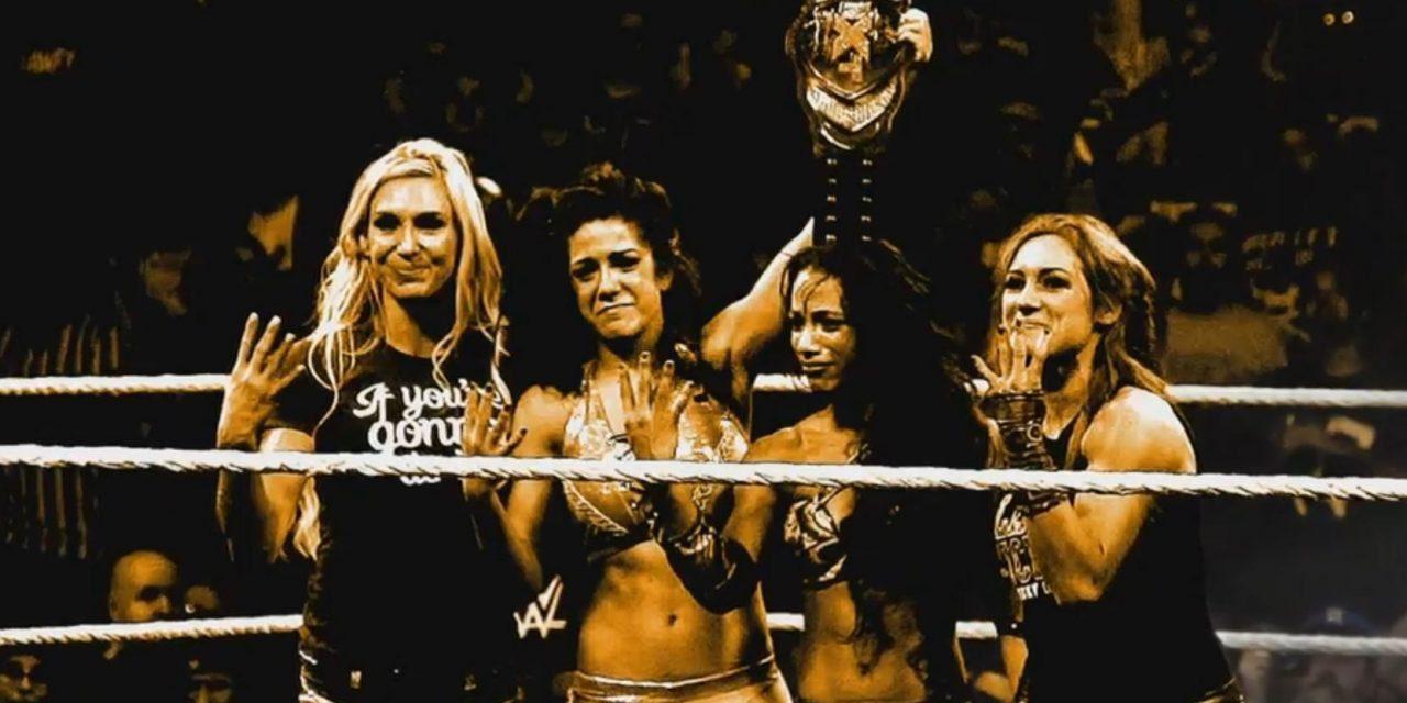 The 2016 WWE Divas Draft