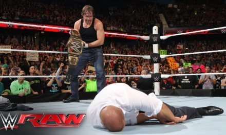 WWE Monday Night RAW (March 7) Review