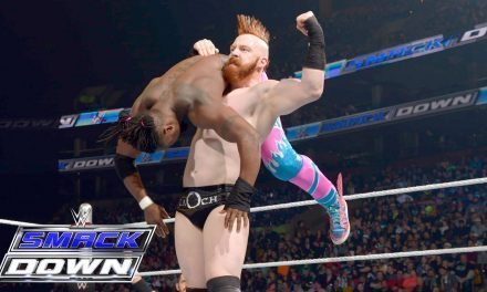 WWE SmackDown (March 24) Review