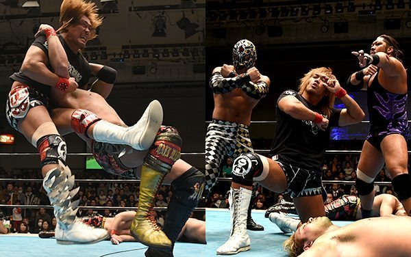 "New Japan Pro Wrestling ""Road To Invasion Attack"" (March 27) Results & Review"