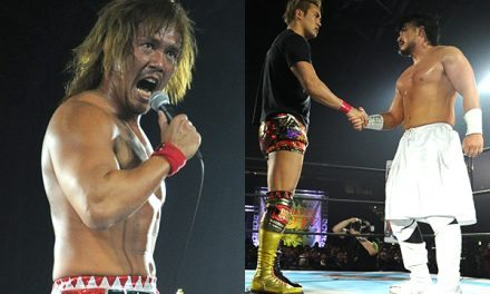 New Japan Cup 2016 Final: Results & Review