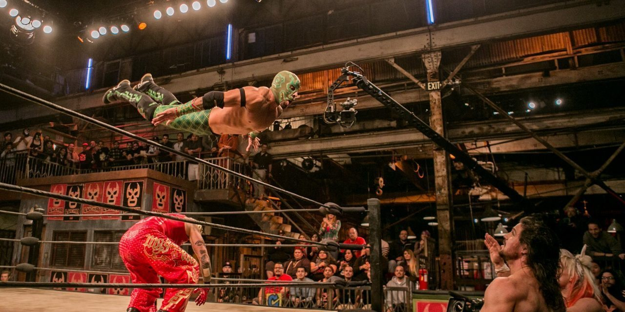 Lucha Underground (April 13) Review: Three's a Crowd