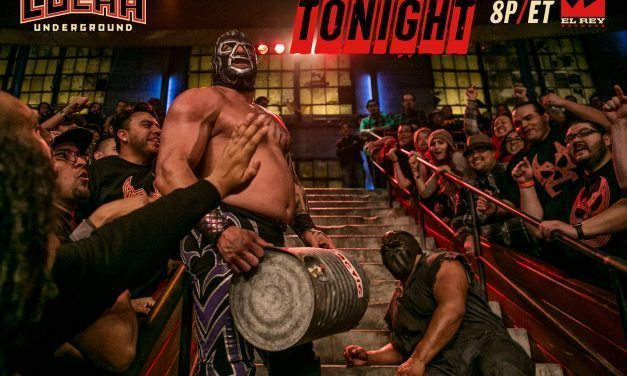 Lucha Underground (April 20) Review: Monster Meets Monster
