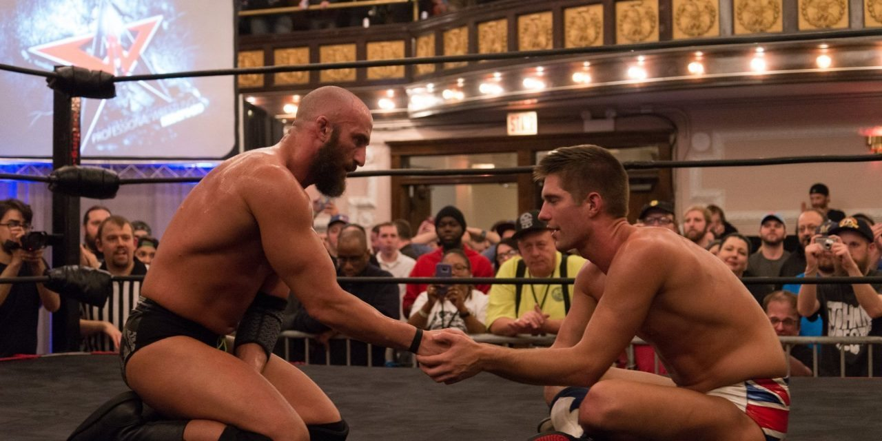 AAW Epic 12th Anniversary DVD Review: Ciampa vs Sabre Jr