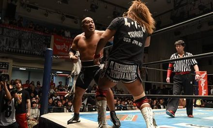 Wrestling Dontaku, WWE Payback 2016, Ospreay Signing & more!