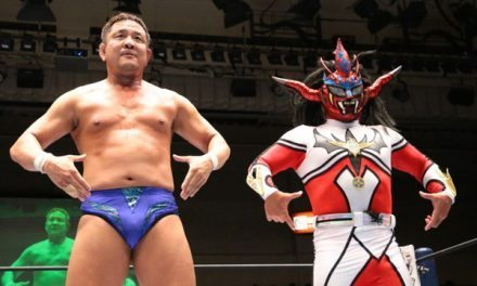 2016: Making New Japan Pro Wrestling Fun Again