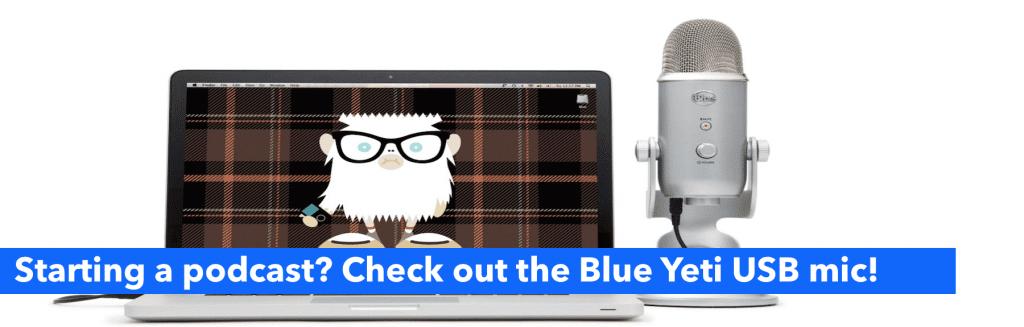 voicesofwrestling.com Blue Yeti USB Mic