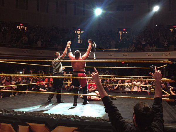 NXT Title Change, Finn Balor's Reign, New TNA Owners, Chyna & more!