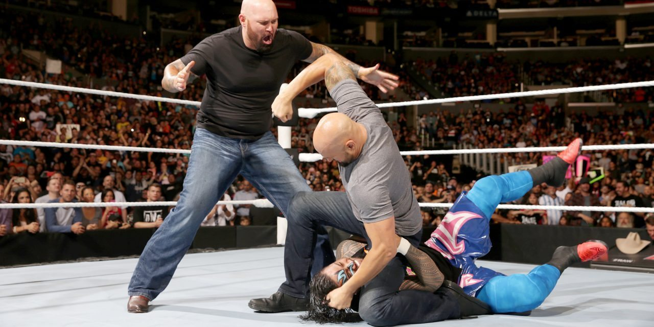 WWE Monday Night Raw (April 11) Review: AJ Styles vs Sami Zayn
