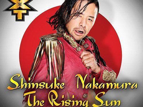 Music of the Mat #13: Shinsuke Nakamura