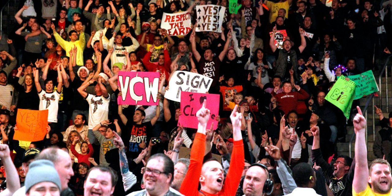Why Casual Pro Wrestling Fans and Ratings Don't Matter