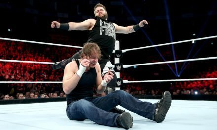 WWE Monday Night Raw (April 18) Review: Raw is London