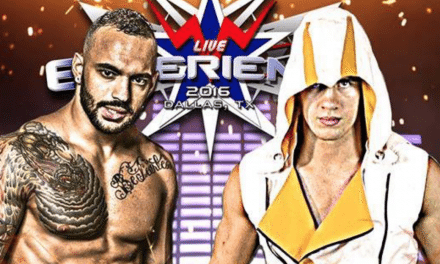 EVOLVE 59 Results & Review: Ricochet vs Will Ospreay