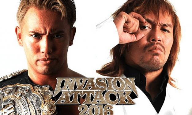 NJPW Invasion Attack Preview (April 10): Okada vs Naito
