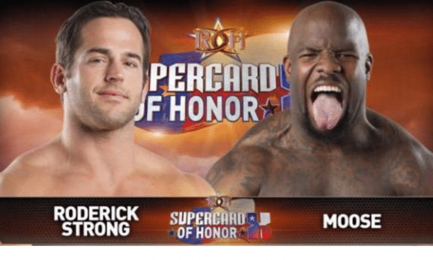 ROH Supercard of Honor X – Night One (April 1) Review