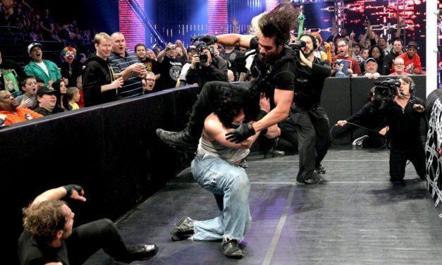 STR 144: WWE Raw, Road to Payback, Finn Balor, The Shield vs Wyatts