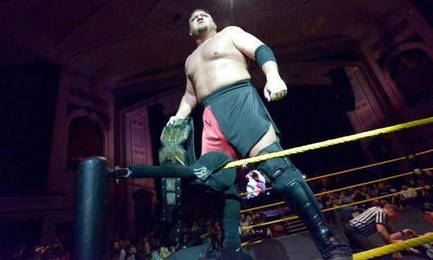 WWE NXT (April 27): NXT Championship Change
