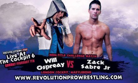 RPW RevPro TV (Season 2 Episode 3) Results & Review