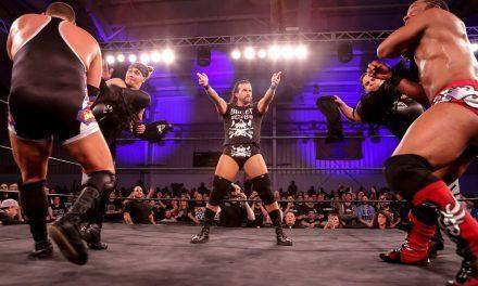 Dragon Gate Dead or Alive, Global Wars & WWE Cuts