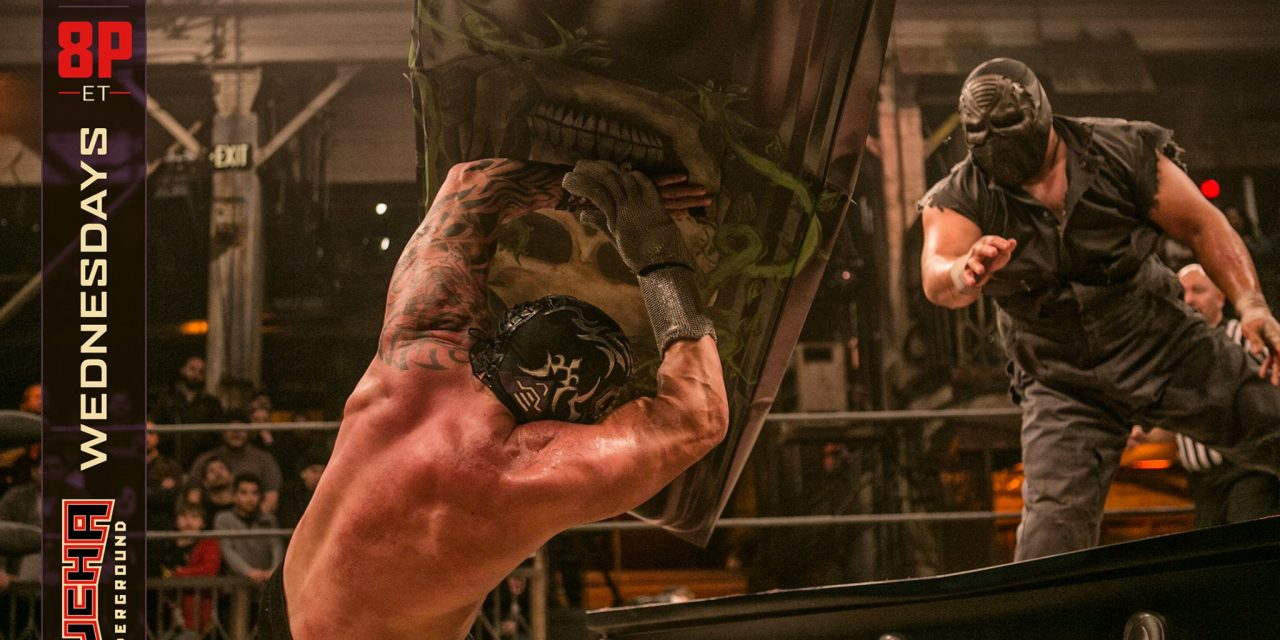 "Lucha Of The Hidden Temple: Mil Muertes Has Four ""Deathboxes"""