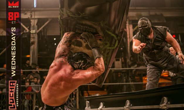 """Lucha Of The Hidden Temple: Mil Muertes Has Four """"Deathboxes"""""""
