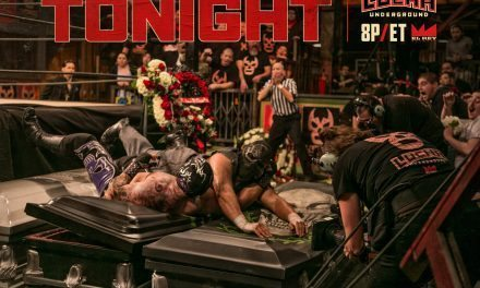 Lucha Underground (May 11) Review: Graver Consequences