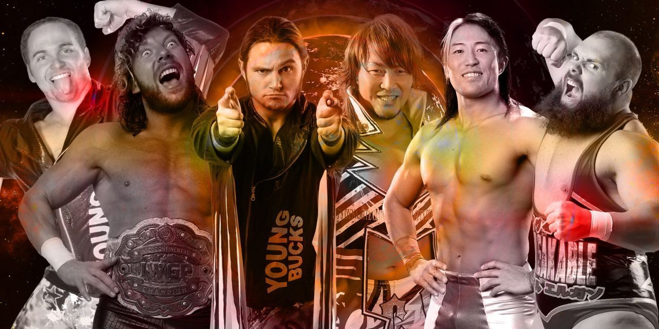 ROH/NJPW War of the Worlds 2016: Night 2 Preview & Predictions
