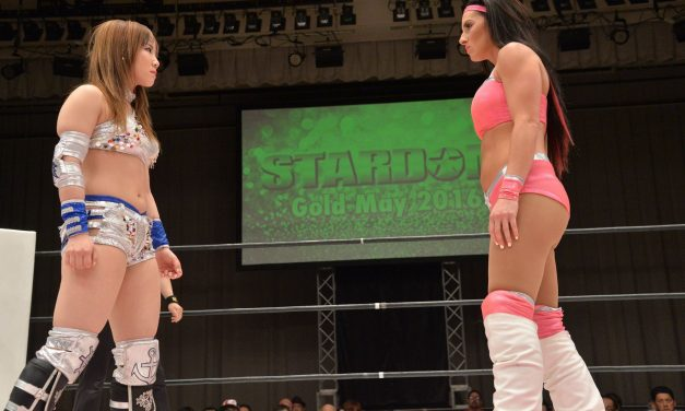 Stardom Gold May 2016 Review