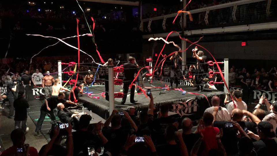 ROH/NJPW War of the Worlds '16: Night 3 Results & Review