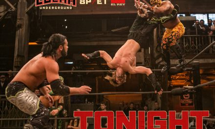 Lucha Underground Review (May 25): Crime & Punishment