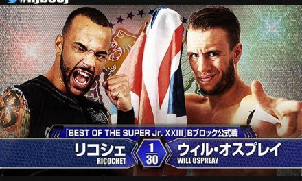 NJPW Best of the Super Juniors Night 6 (May 27) Review