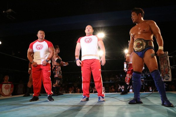 NJPW Lion's Gate Project2 (May 19) Results & Review
