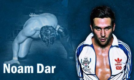 Dar Wars: WWE Global Cruiserweight Series Qualifier Noam Dar