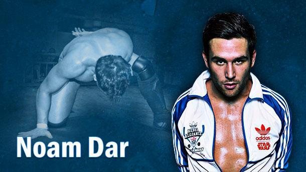 Dar Wars: WWE Global Cruiserweight Series Qualifier Noam Dar