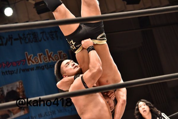 Dragon Gate King of Gate (May 8) Review